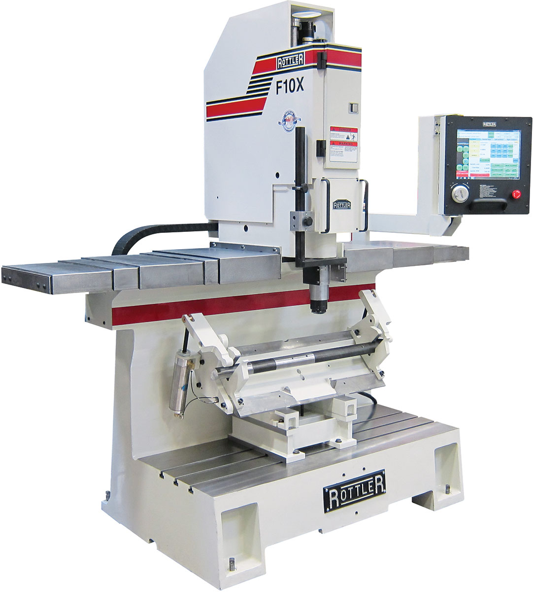 Rottler F10X Rottler CNC Automatic Programmable Hole-to-Hole