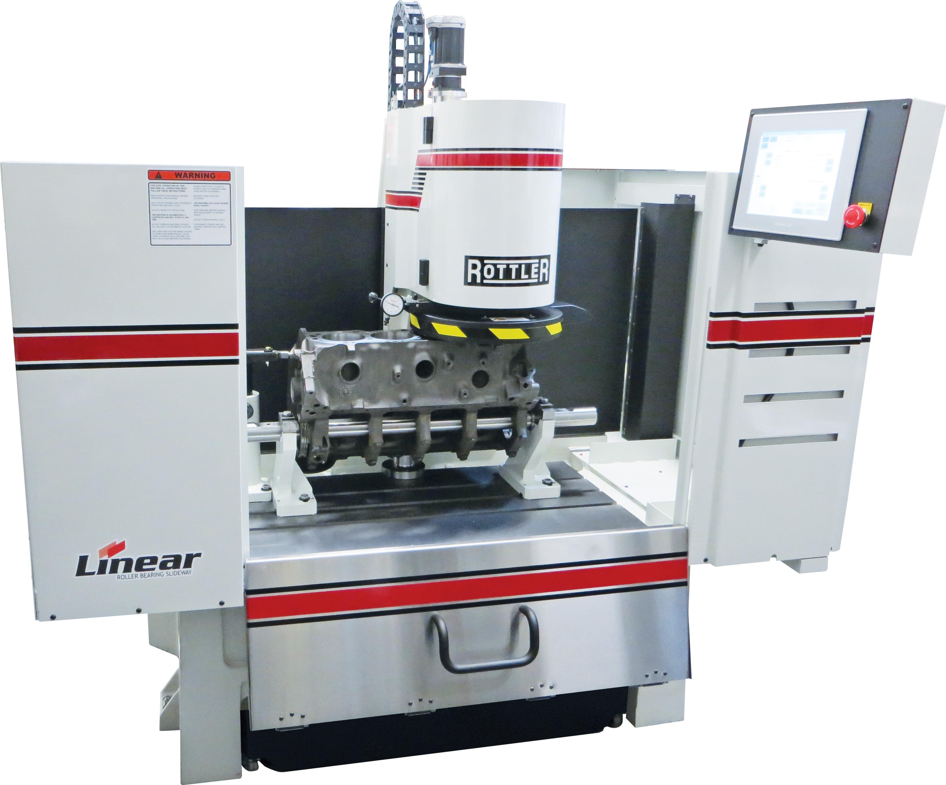 CNC Automatic Surfacing Machine