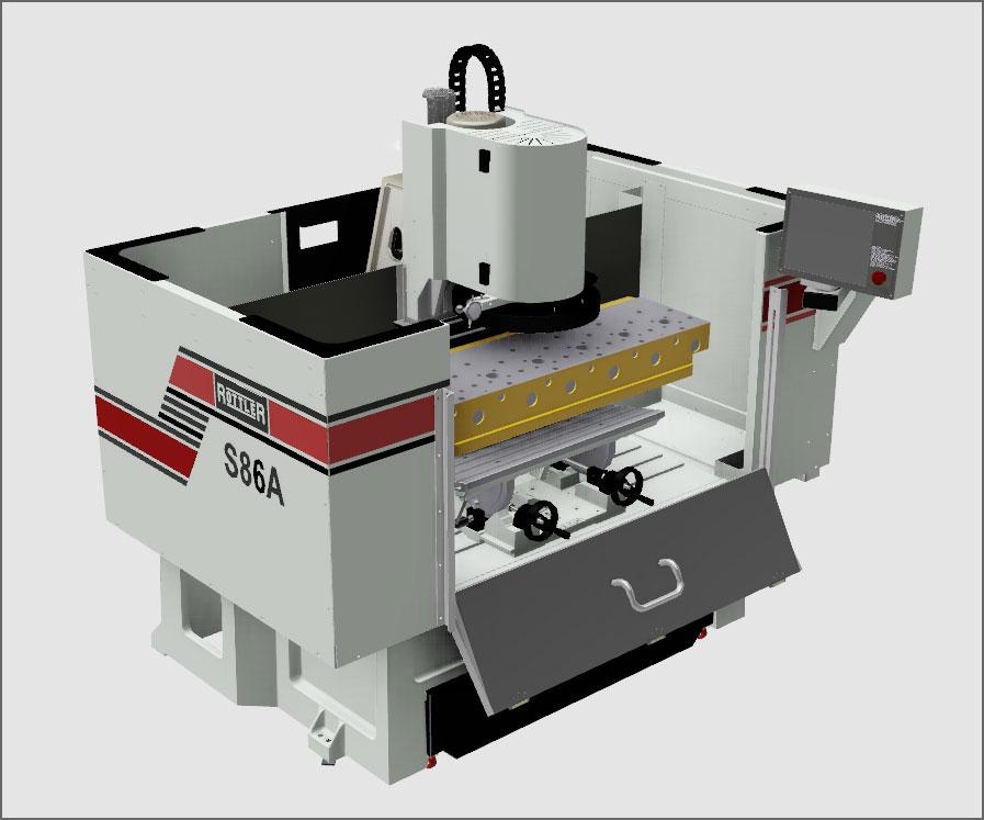 S85A Optional Equipment Catalog
